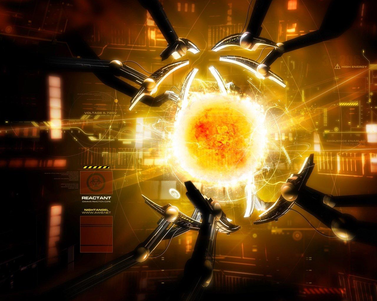 Ученые открыли реакцию мощнее термоядерного синтеза