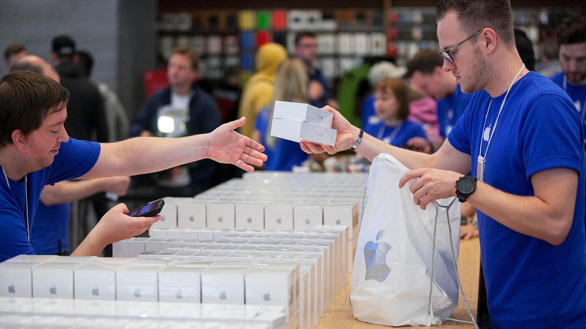 ФАС проверит идентичные цены нановые iPhone X
