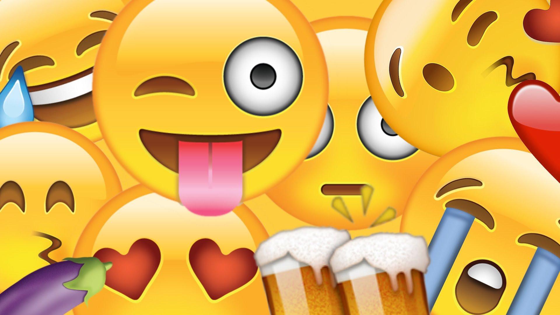 Наиболее популярным эмоджи iOS стал «смайл сослезами радости»