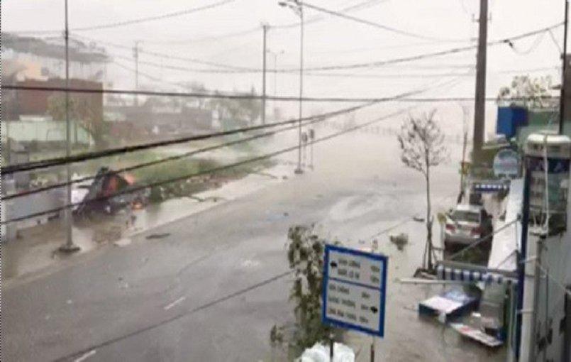 Число погибших тайфуна «Дамри» воВьетнаме выросло до 44