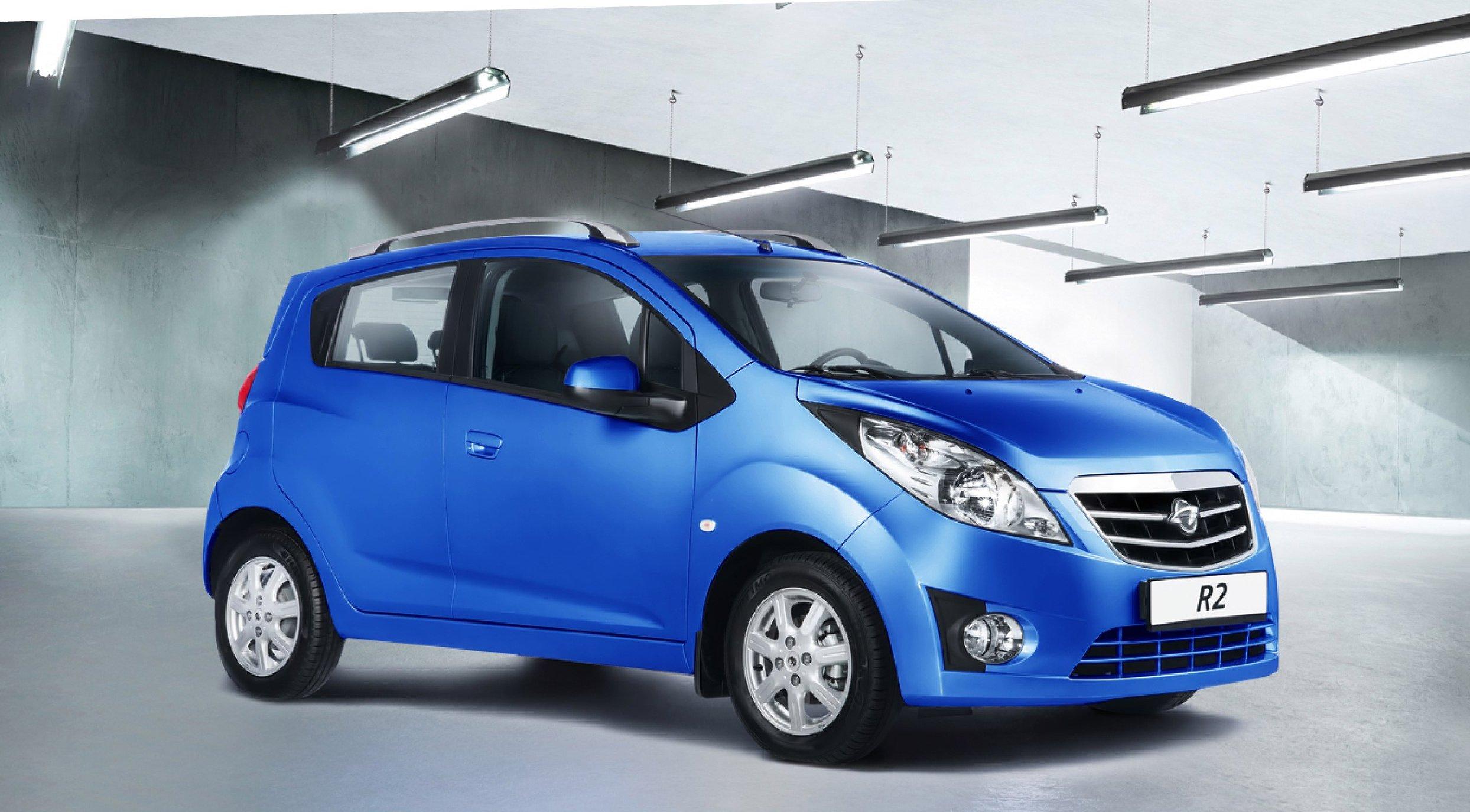 Ravon R2 стал наиболее популярным малолитражным авто в Российской Федерации