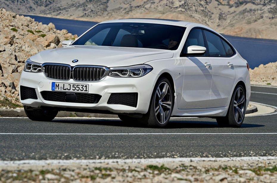 В России стартовали продажи нового BMW 6 Series GT