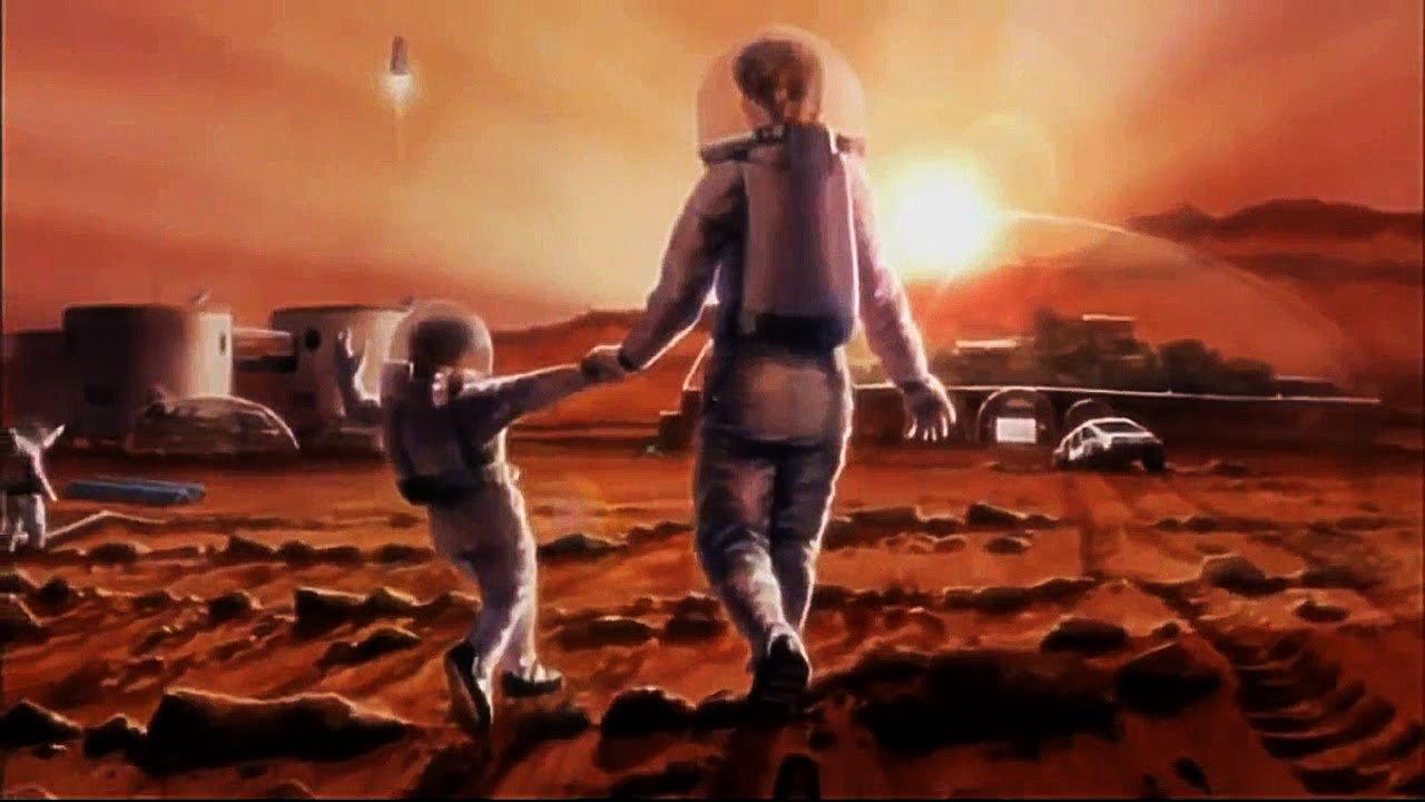 Ученые При колонизации Марса людей спасет новая религия