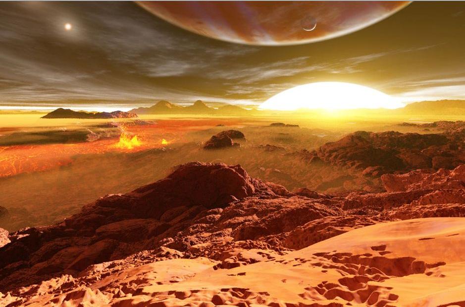 Астрономы открыли планету, навсе 100% противоречащую законам физики