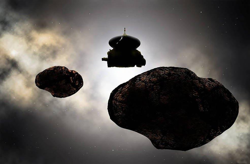 NASA предложило публике придумать имя для астероида