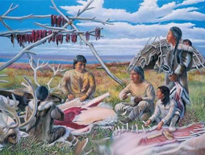 Ученые озвучили новейшую гипотезу опоявлении первых людей вАмерике