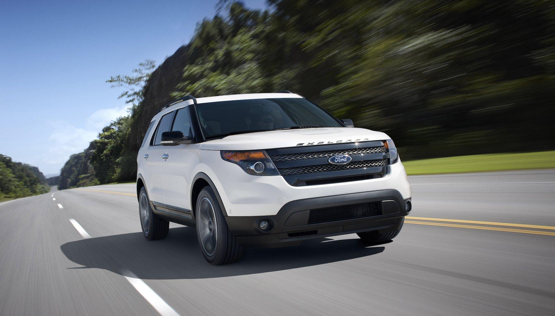 Ford в октябре установил новый рекорд продаж в РФ