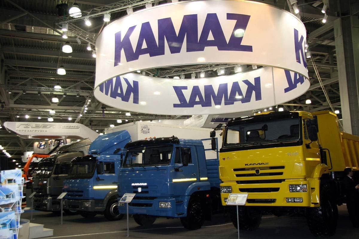 КАМАЗ нарастил выпуск авто на14%