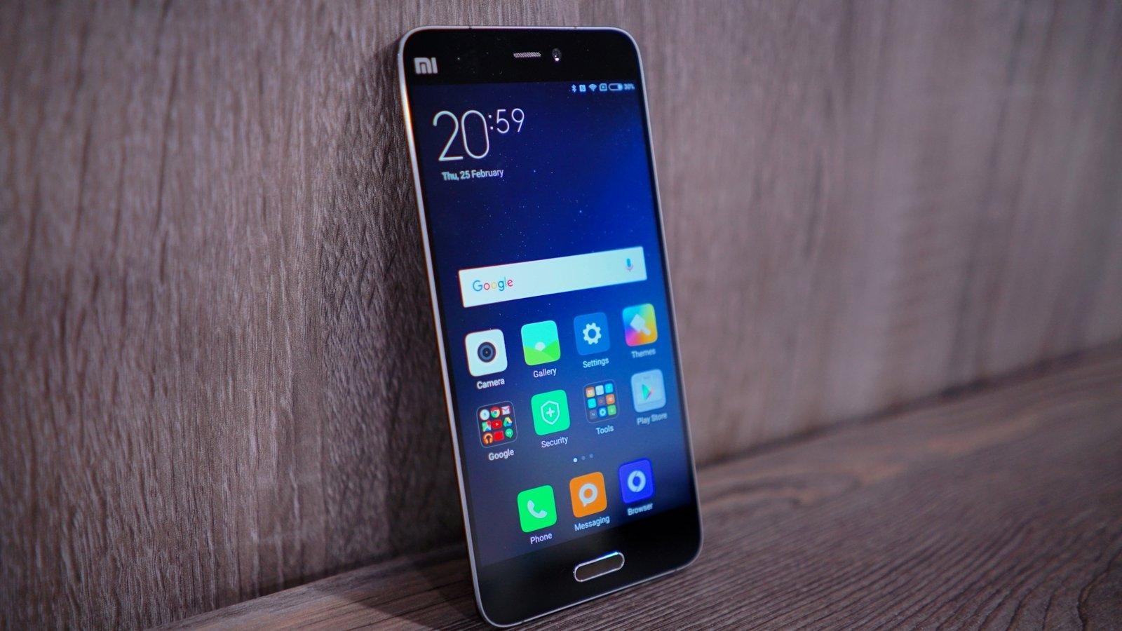 Xiaomi выпустит первый защищённый смартфон в следующем году