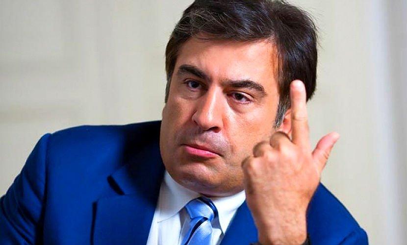 Саакашвили получил документ, подтверждающий легальность его пребывания вгосударстве Украина