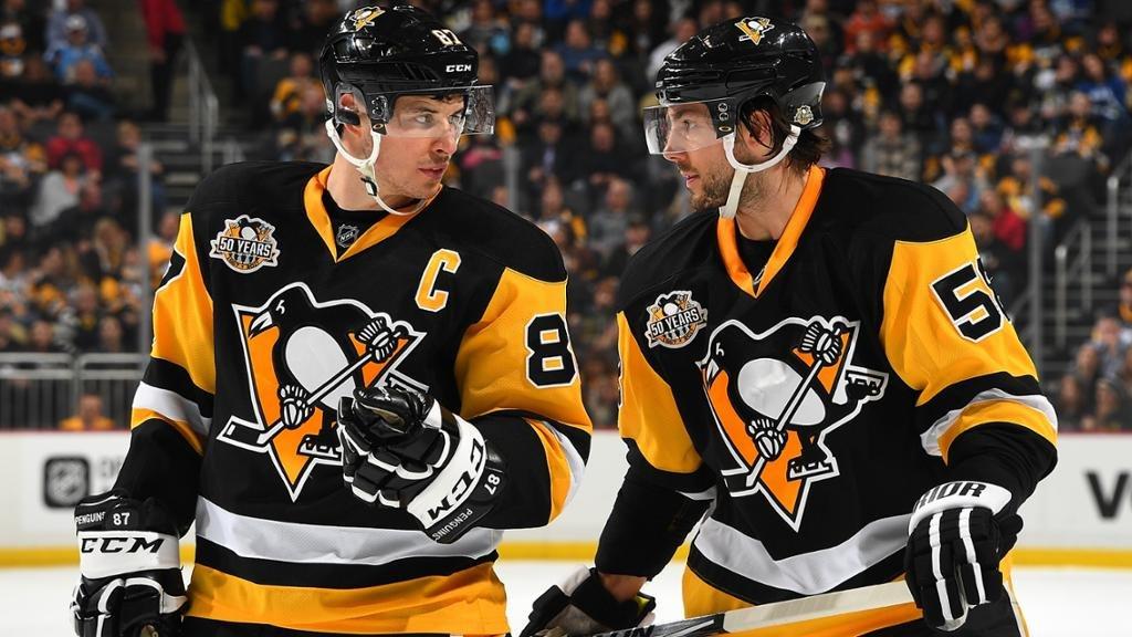 Малкин признан первой звездой матча НХЛ с«Аризона Койотс»