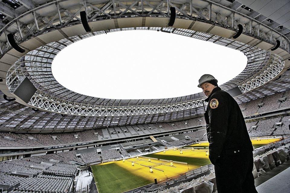 Около 74 тыс. билетов реализовано наматч РФ - Аргентина