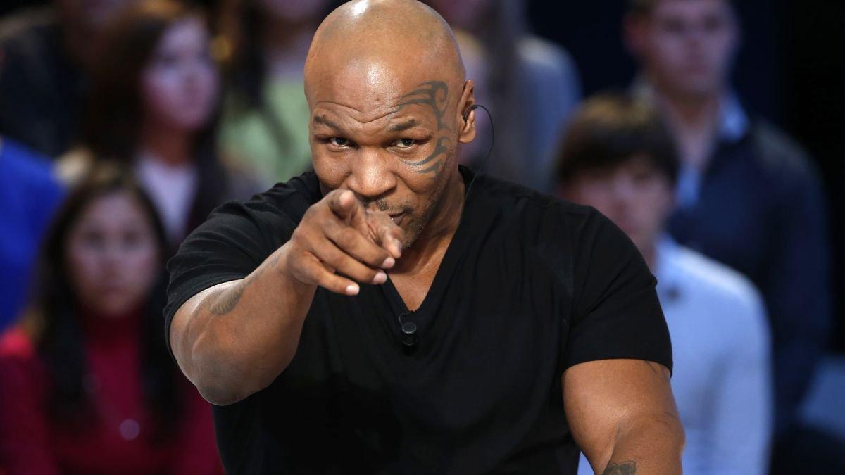 Великий американский боксер Майк Тайсон назвал граждан России «очень чувствительными»