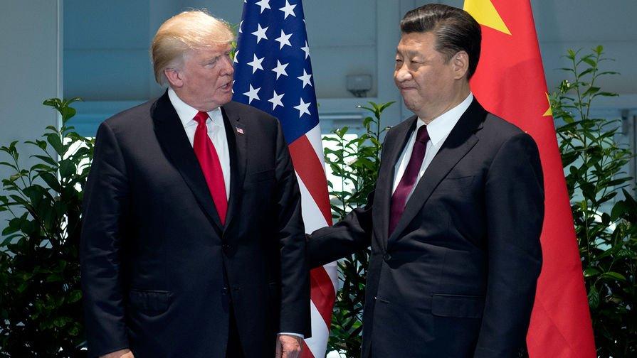 Трамп: Яневиню КНР занечестную торговлю