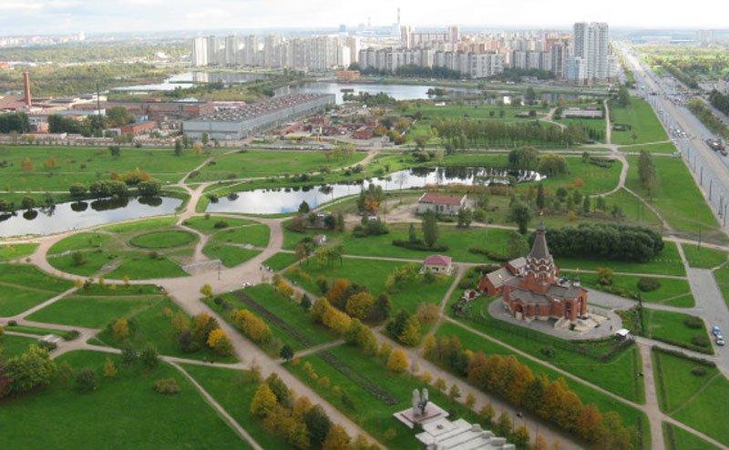 Судьба парка Интернационалистов в Санкт Петербурге решена