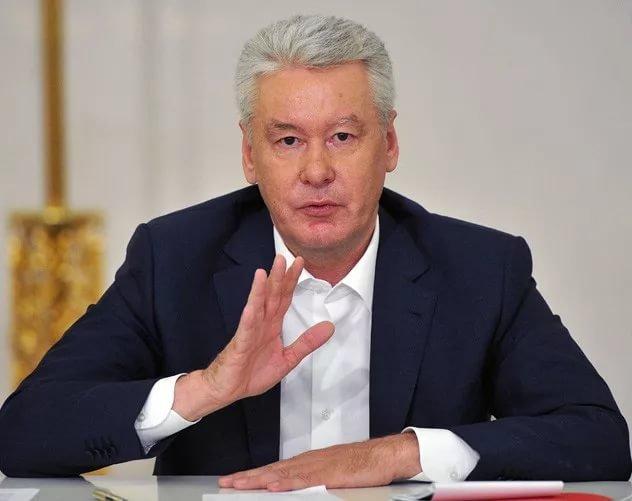 Сергей Собянин утвердил проект планировки 3-й нити затяжного дюкера