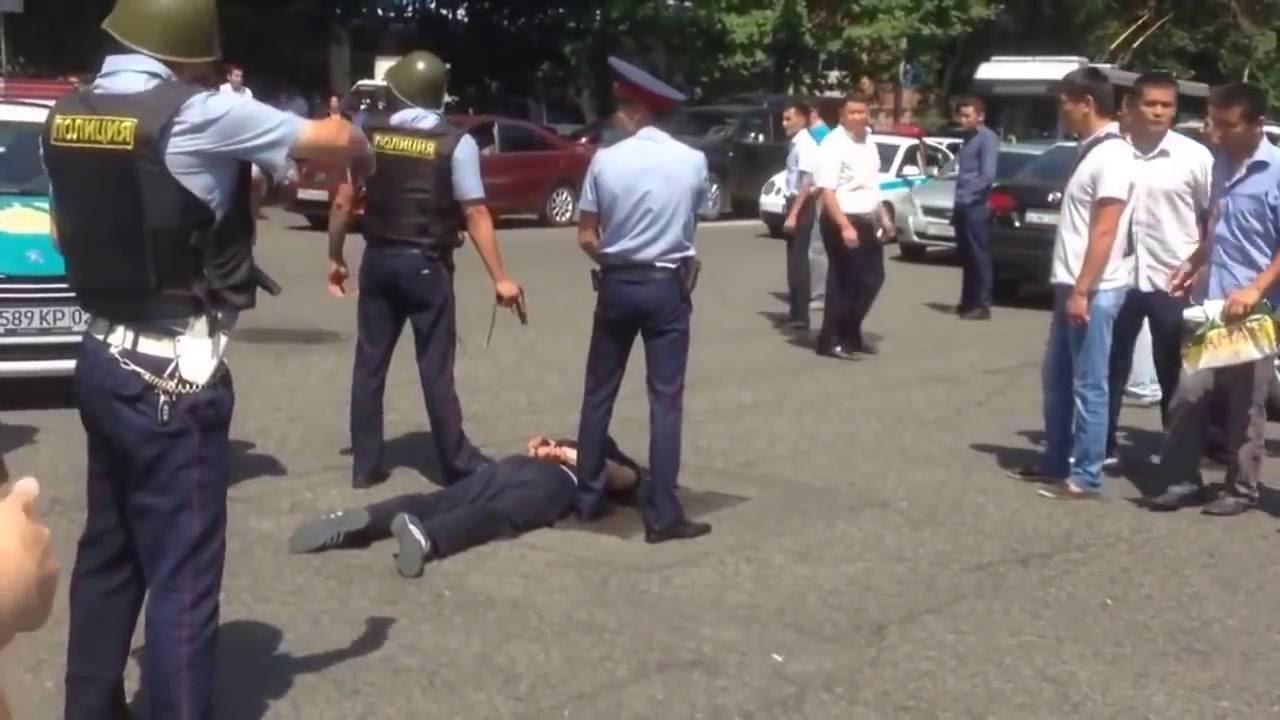 ВПетербурге спустя 4  года отыскали  террориста изУзбекистана
