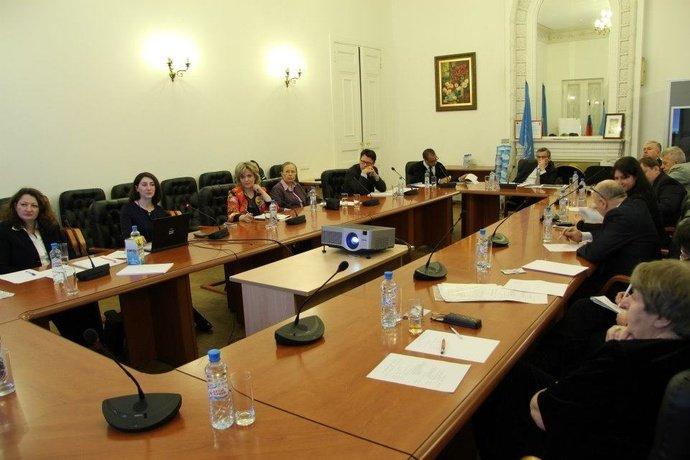 В дискриминации УВКПЧ обвинили в Женеве журналисты при ООН