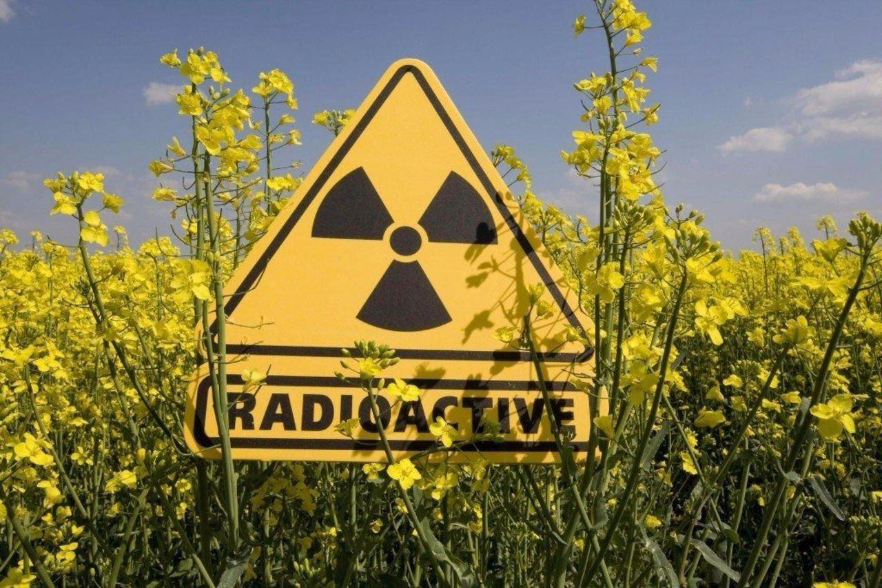 Над Европой появилось радиоактивное облако