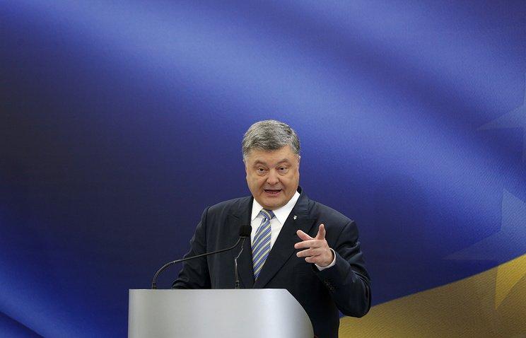 Пётр Порошенко сообщил о принятии судебной реформы