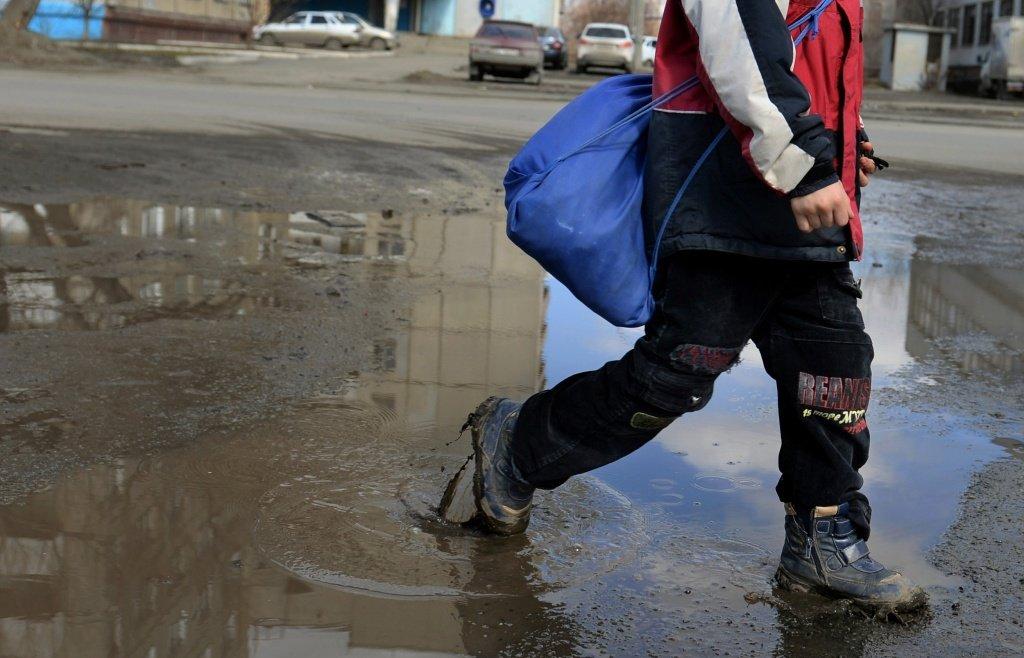 В Санкт-Петербурге подросток сбежал из детского центра
