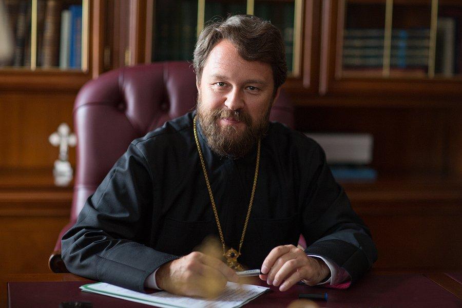 Митрополит Иларион: РПЦ не противится урокам полового воспитания