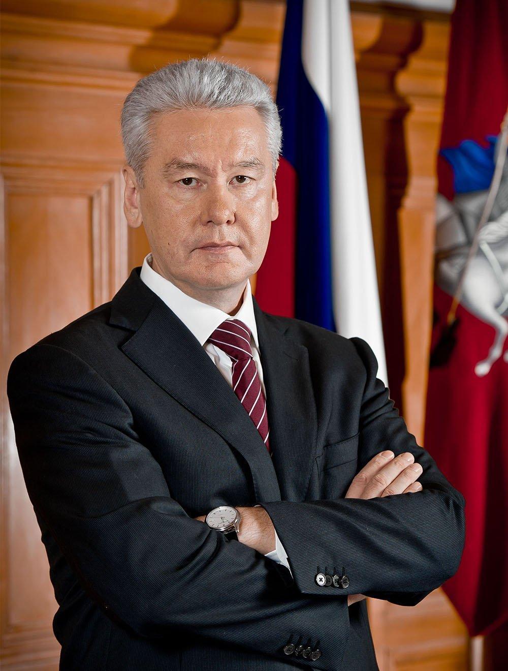 Собянин: Турпоток в Москву вырос на 65 процентов
