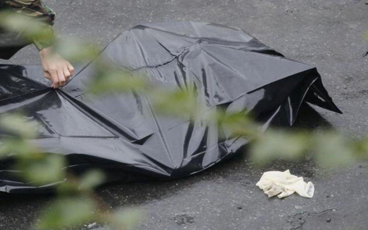 В Петербурге нашли мертвого мужчину