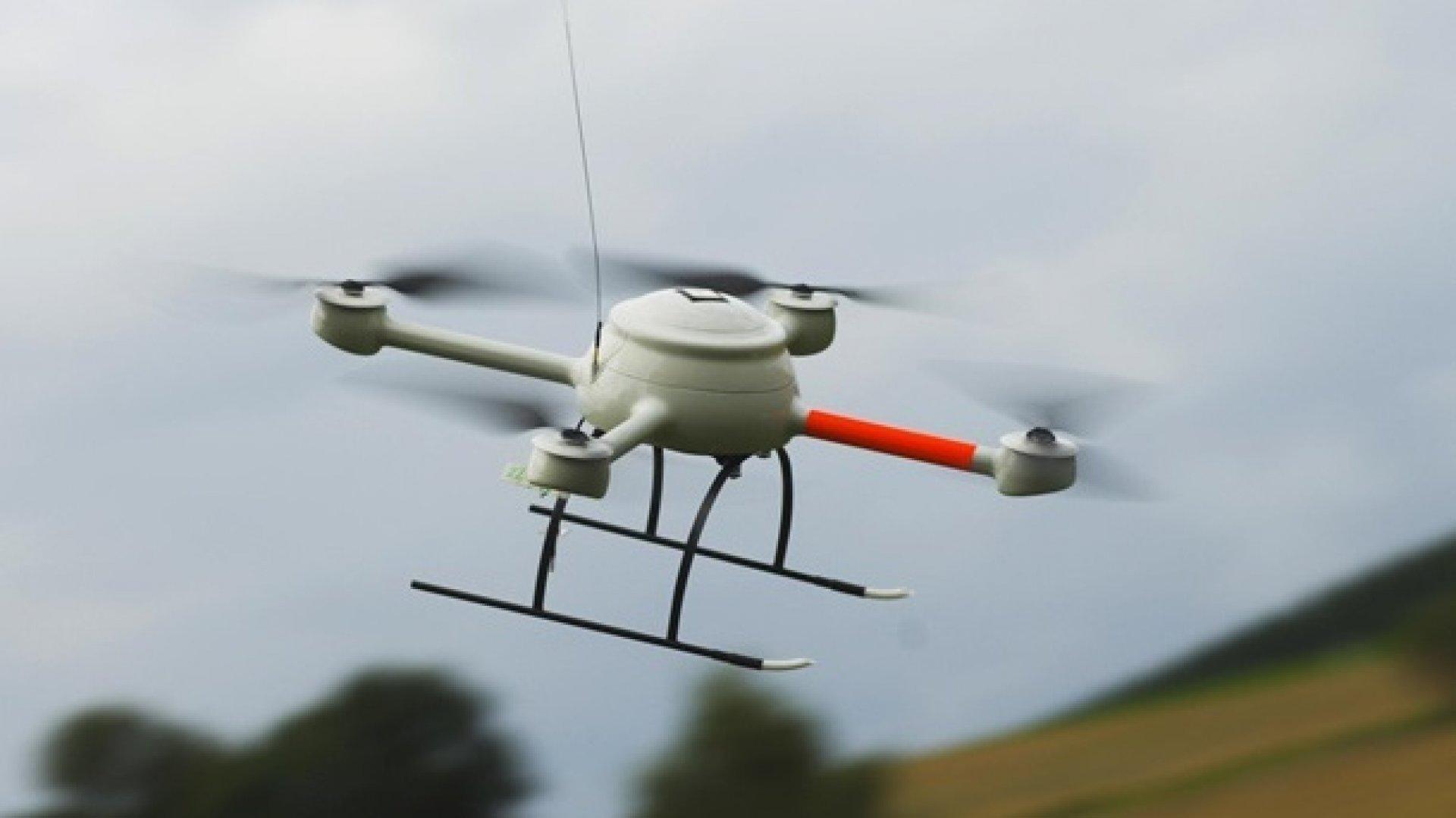 В Аргентине дрон столкнулся с самолетом
