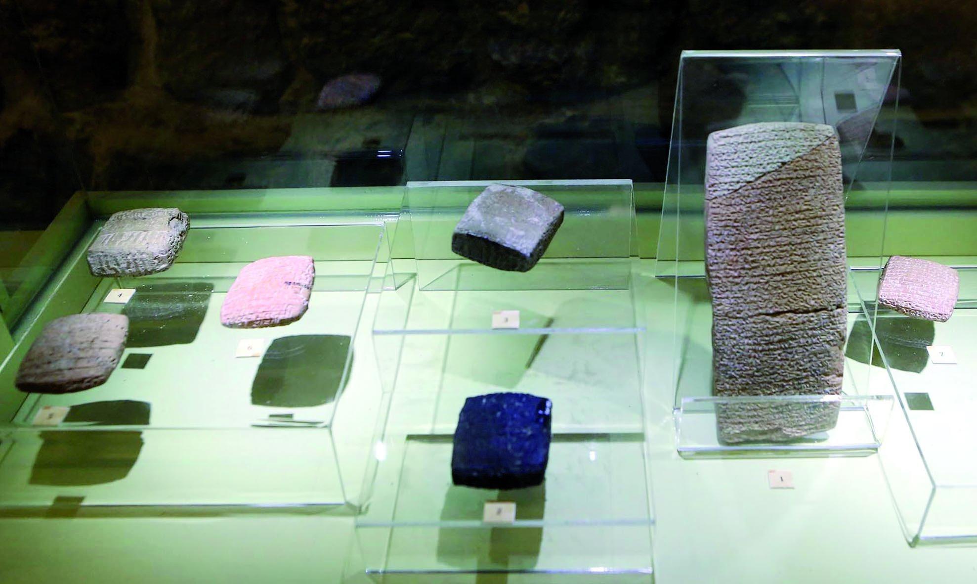ВТурции отыскали  4000-летний супружеский  договор, разрешавший половое  рабство