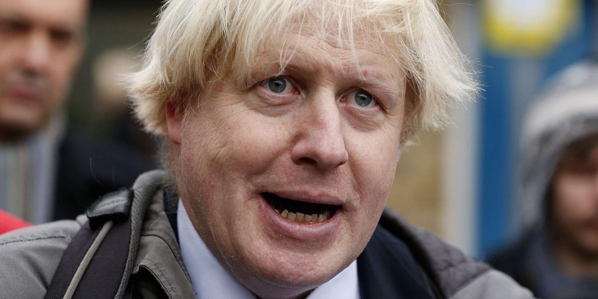 Мэр Лондона попросил главу МИД Великобритании покинуть пост