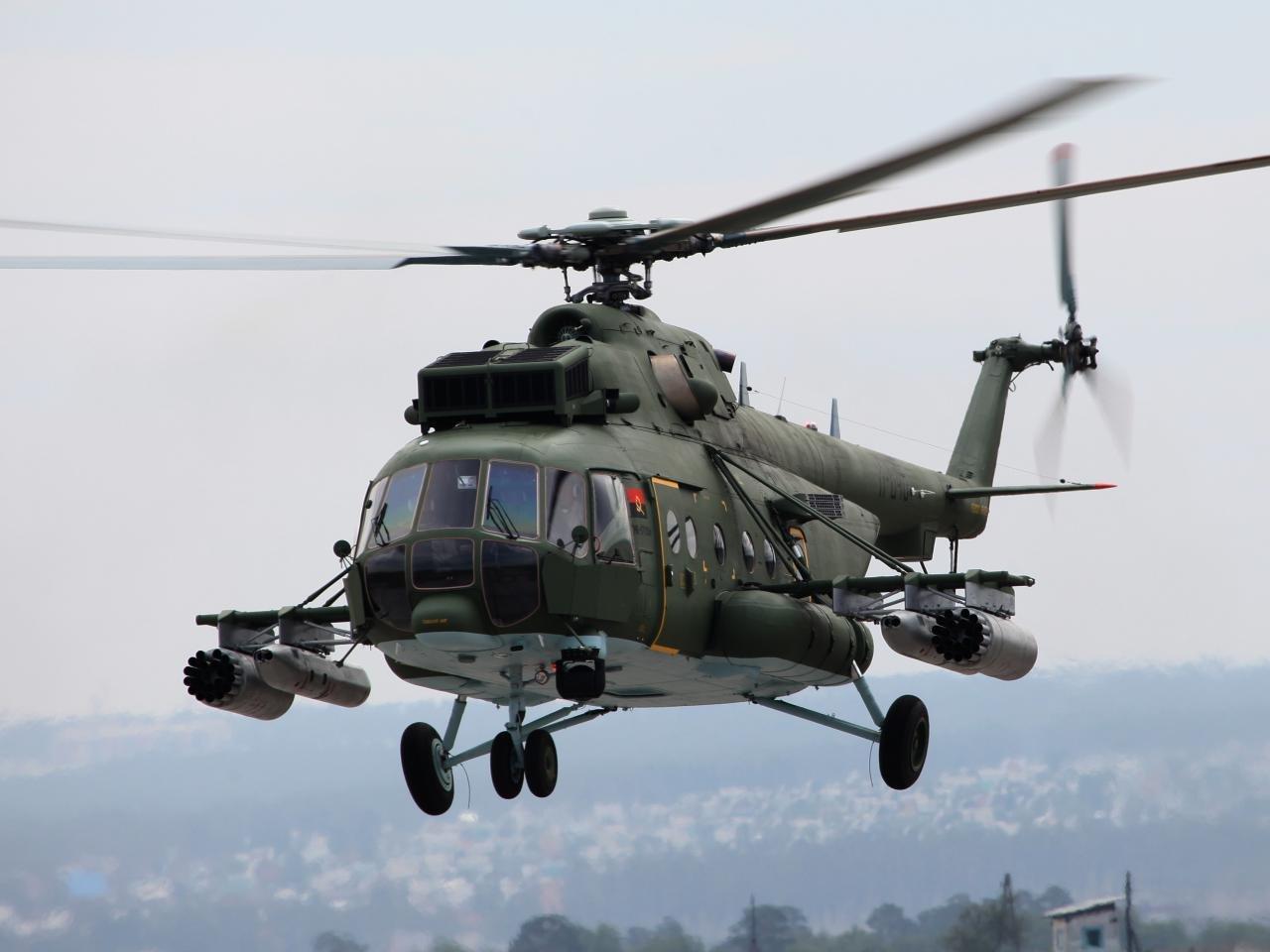 В Российской Федерации разработали две концепции сверхскоростного вертолета