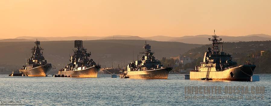 Россие военные корабли Тихоокеанского флота прибыли к берегам Таиланда