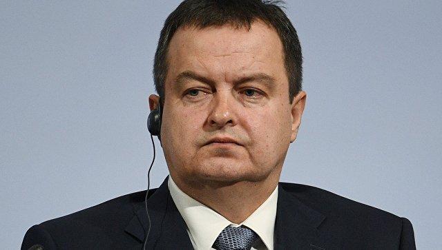 Глава МИД Сербии: Сербия не присоединится к НАТО