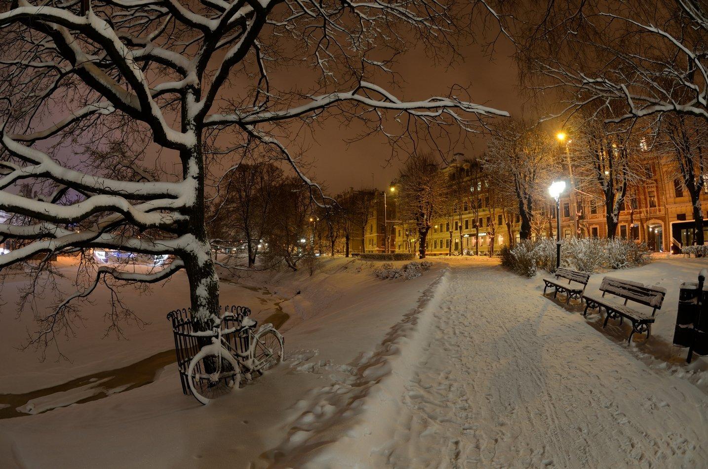 Гидрометцентр объяснил отсутствие снега на улицах Москвы