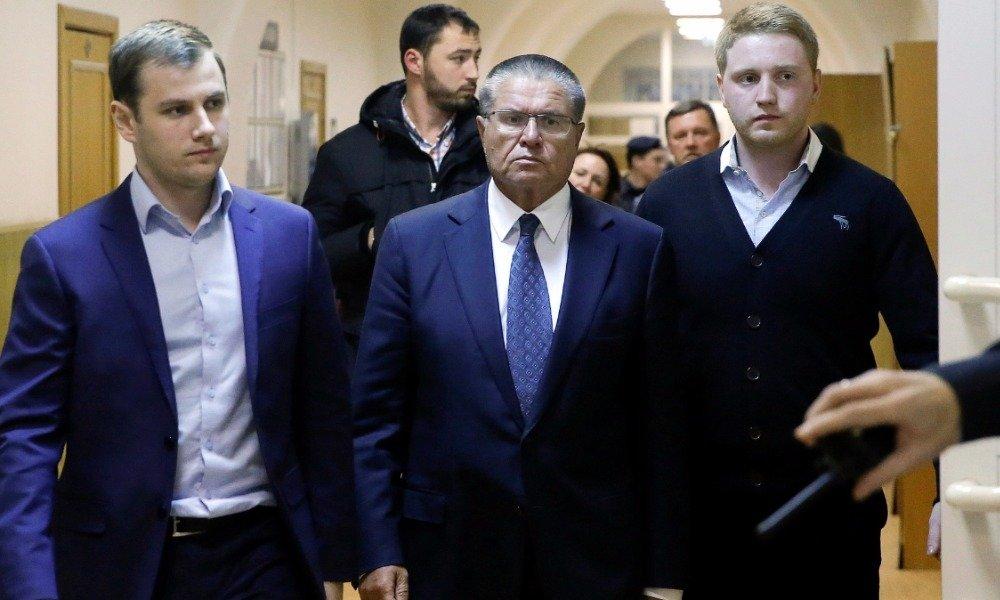 Текслер пришел всуд надачу показаний поделу Улюкаева