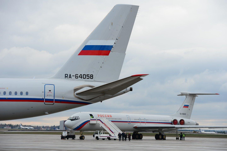 ВоВнуково сломался самолёт сделегацией Кремля, направлявшейся вСочи