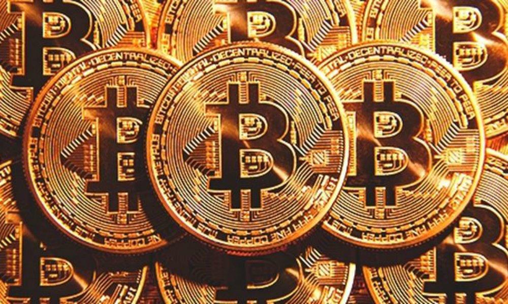 Курс биткоина вырос в цене после начального падения