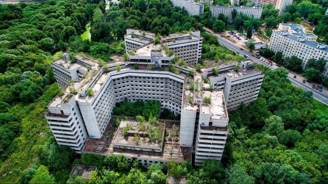 К концу 2017 года Ховринскую больницу начнут сносить – Бочкарев
