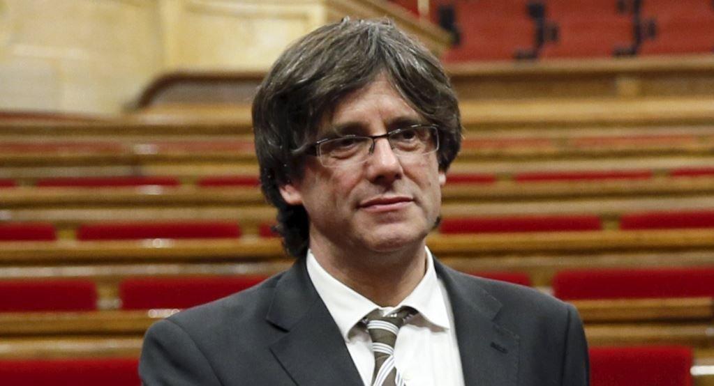 Карлес Пучдемон призвал ЕС оказать давление на власти Испании