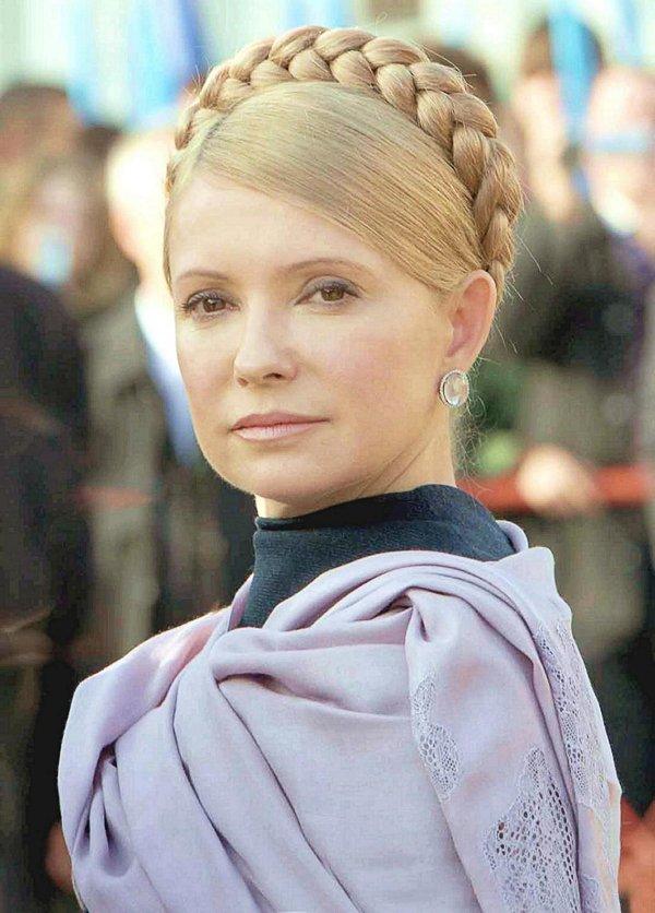 Выяснилось, зачем Юлия Тимошенко носила косу