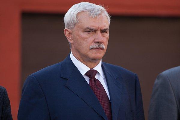 Руководитель Петербурга предложил подвергать наказанию несовершеннолетних з ...