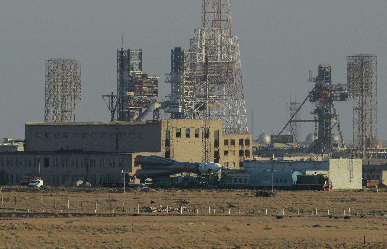 Россия передает Казахстану земли возле Байконура