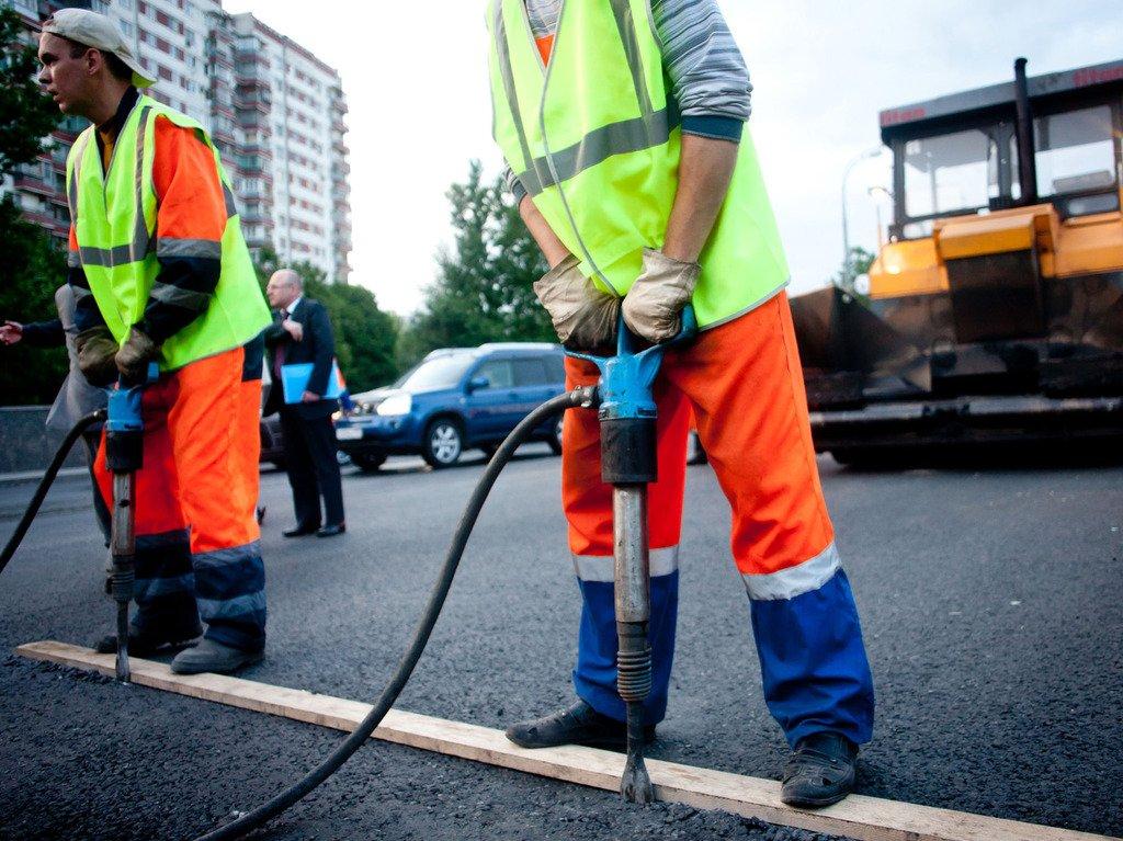 В МО отремонтировали наибольшее число дорог за 20 лет