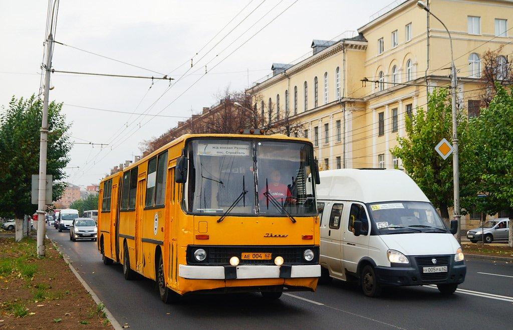 С 1 декабря в Рязани поднимется цена проезда в общественном транспорте