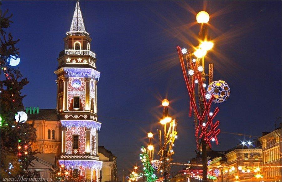 Дед Мороз явится в Санкт-Петербург 23 декабря
