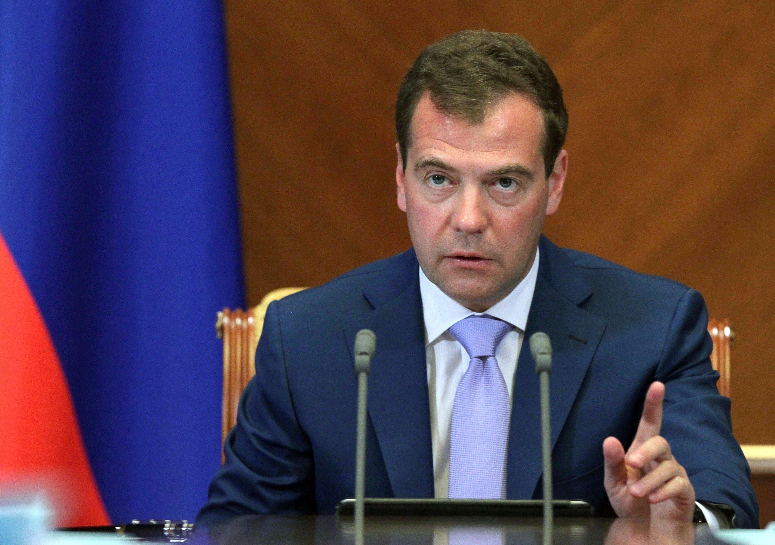 Медведев считает, что Россия скоро увеличит рост экономики на 3%