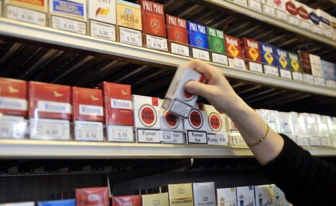 В России появятся  пачки сигарет с  новым дизайном