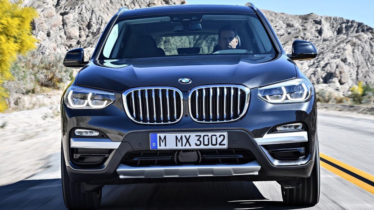 В Российской Федерации стартовали продажи нового БМВ X3