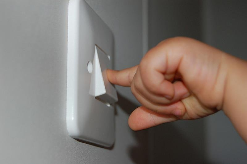 В одном из районов Уфы срочно отключили электричество и воду